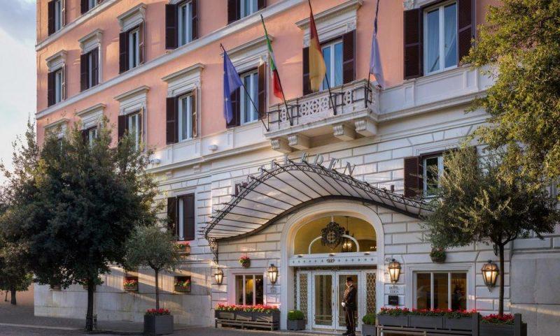 hotel alexander italie