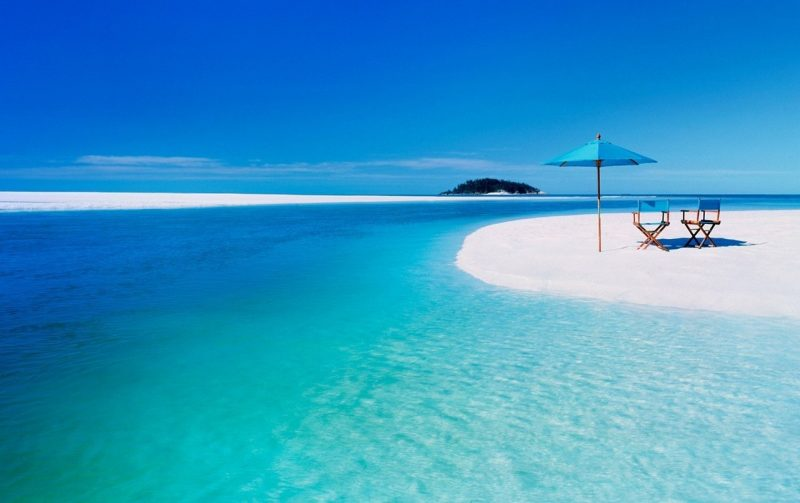 Whitehaven Beach Is One Of The Worlds Most Unspoiled And Beautiful Beaches Protected By Whitsunday Islands National Park