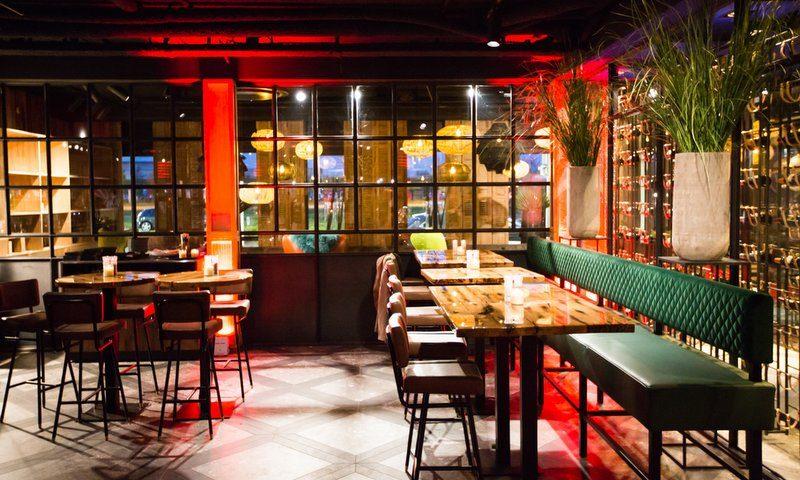 restaurant the harbour club amsterdam