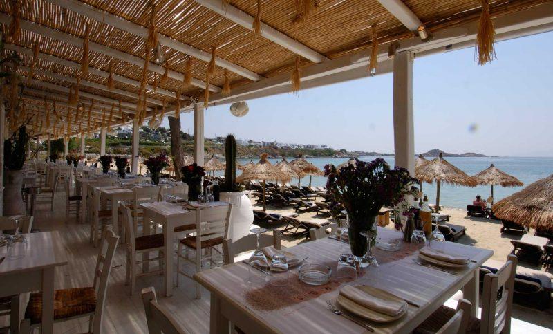 Nammos Beach, Mykonos