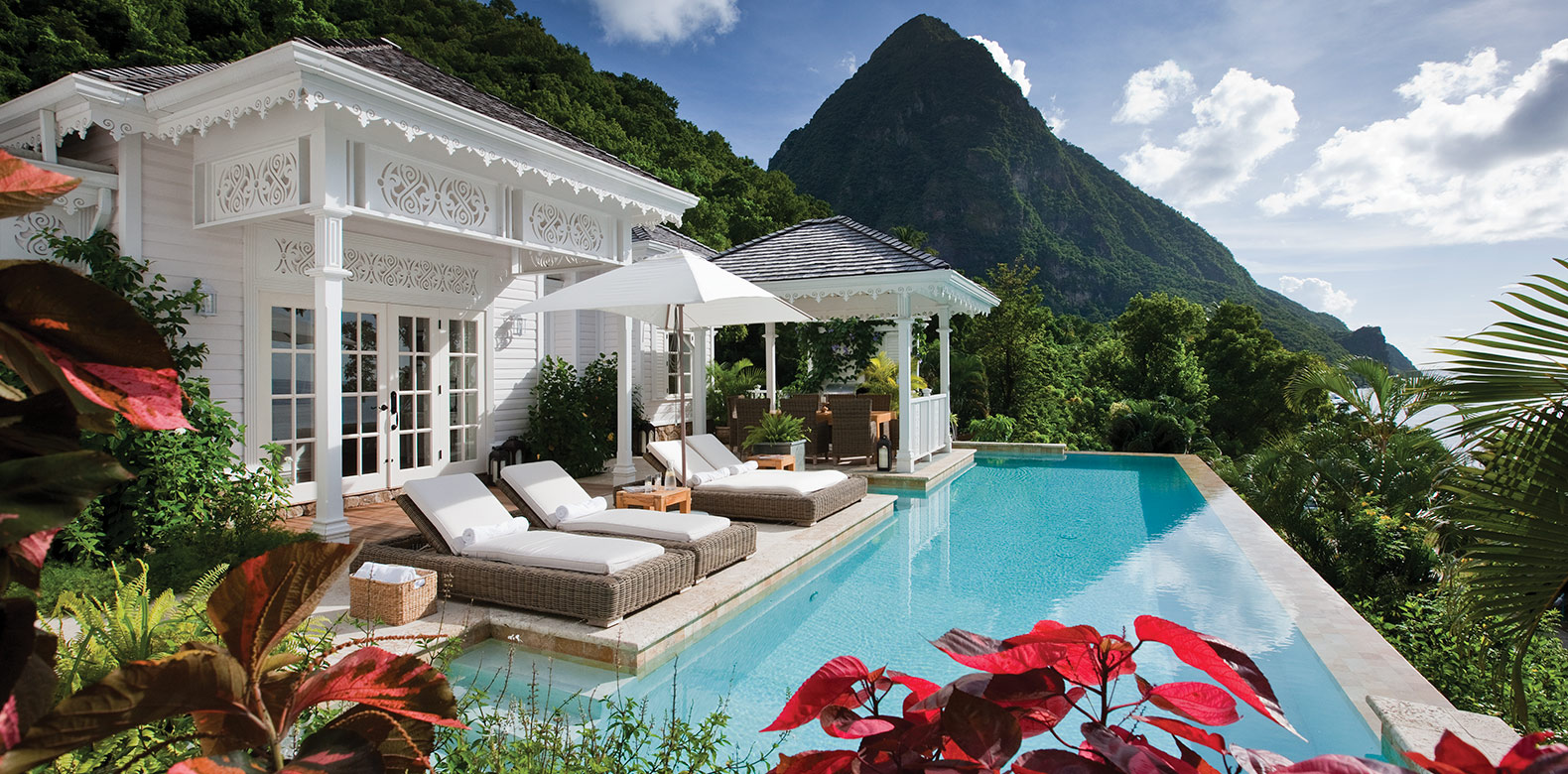 Viceroy Sugar Beach St Lucia Trends Travel