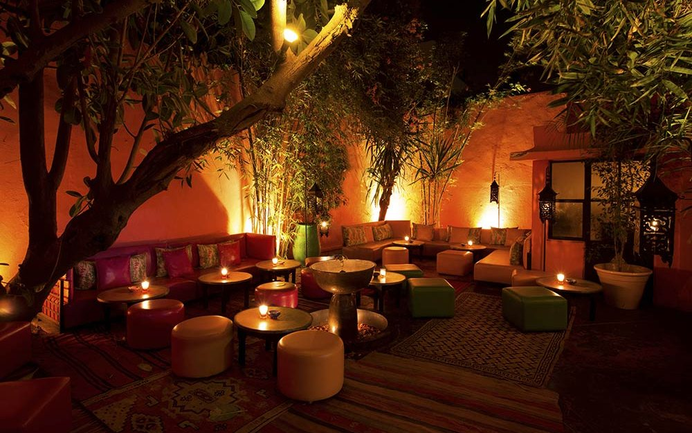 Restaurant le comptoir marrakech trends travel - Le comptoir paris restaurant ...