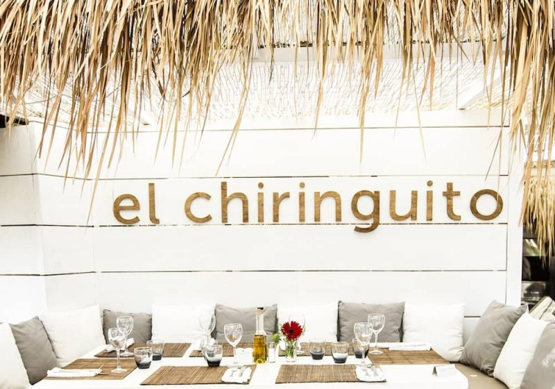 Beachclub El Chiringuito, Ibiza, Spain