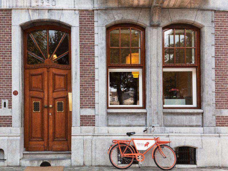 Haas op 't Vrijthof, Maastricht, The Netherlands