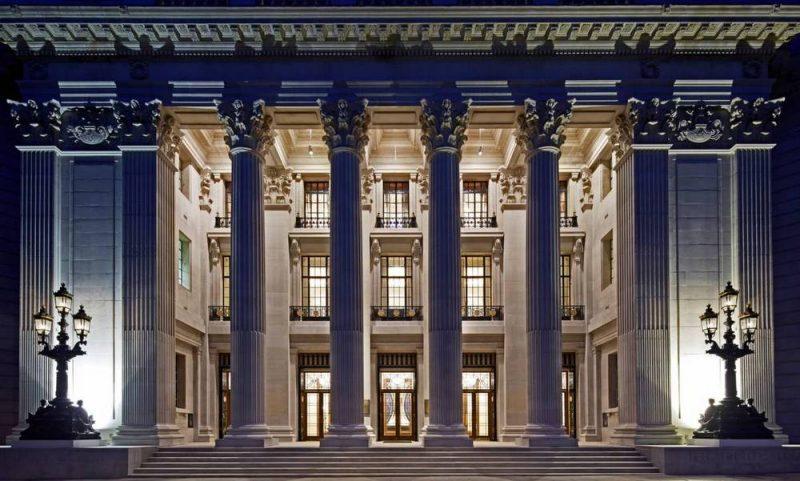 Four Seasons Hotel London at Ten Trinity Square, London