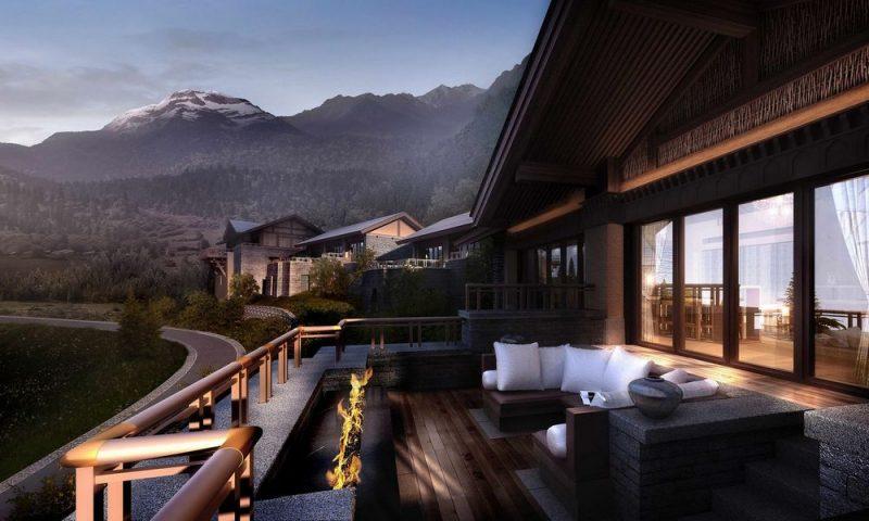 The Ritz Carlton China