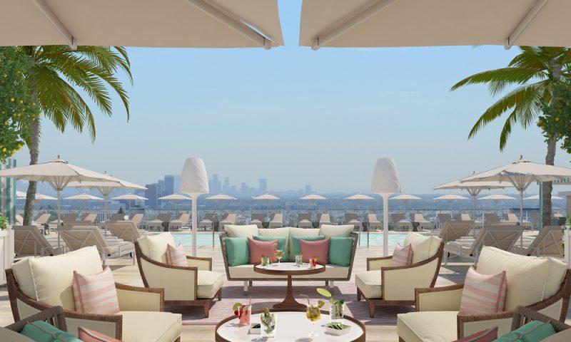 Waldorf Astoria, Beverly Hills