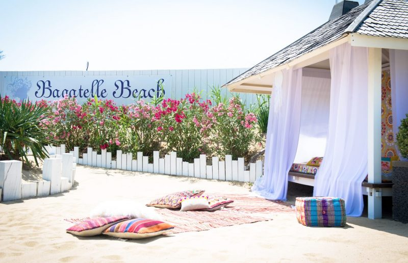 Bagatelle Beach, St. Tropez