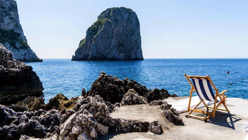Fontelina Beach Club, Capri