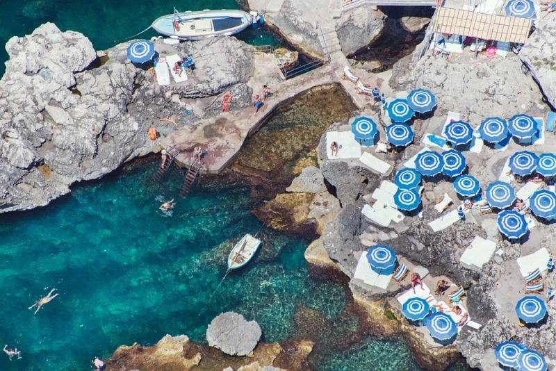 Fontelina Beach Club, Capri