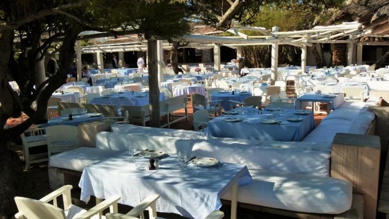 Le Club 55, St Tropez