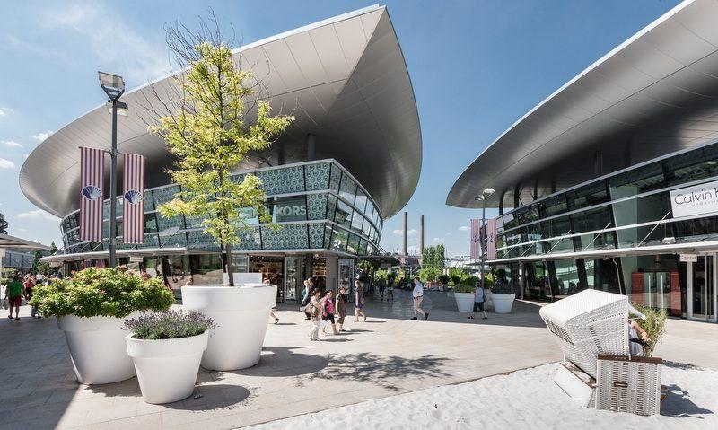 Designer Outlets Wolfsburg Germany Trends Travel