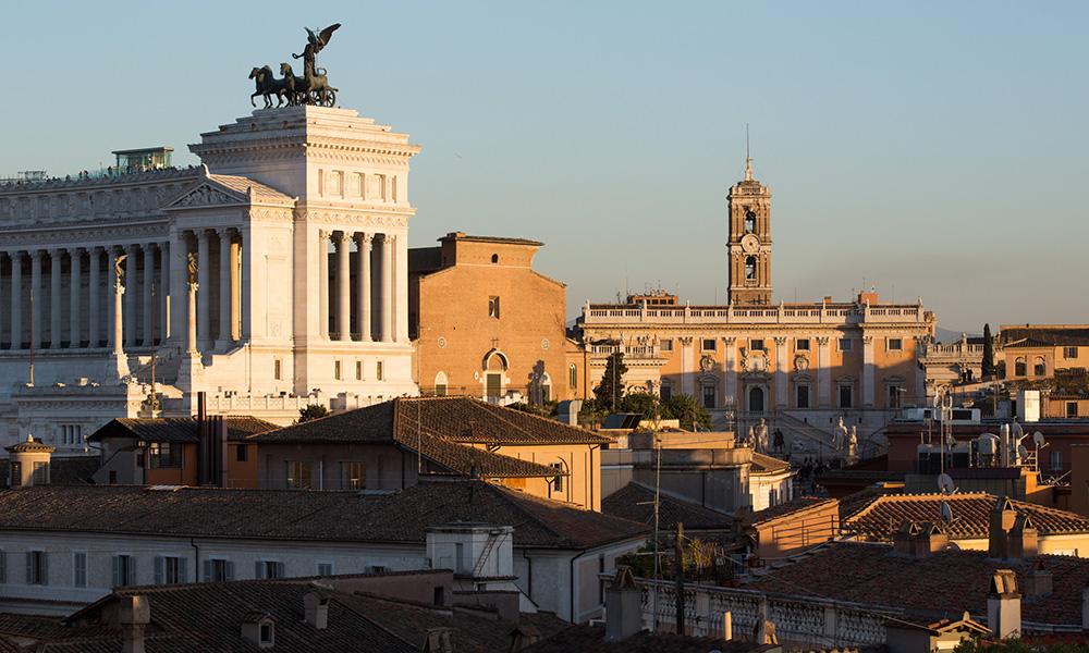 Le Quattro Dame, Rome, Italy