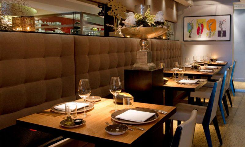 Restaurant Rantree, Maastricht, The Netherlands