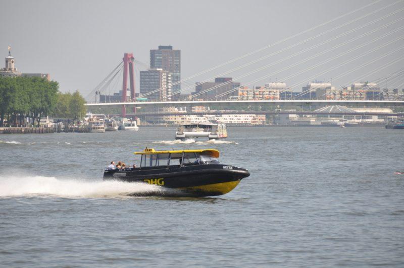 Watertaxi Rotterdam, The Netherlands