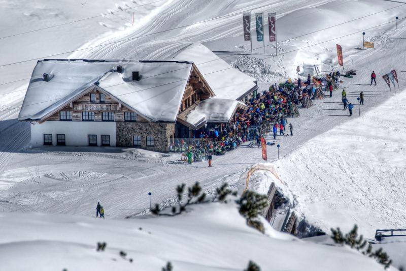 Arlberg Thaja, St. Christoph am Arlberg