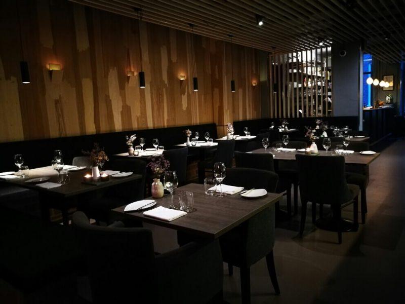 Restaurant Extea, The Hague