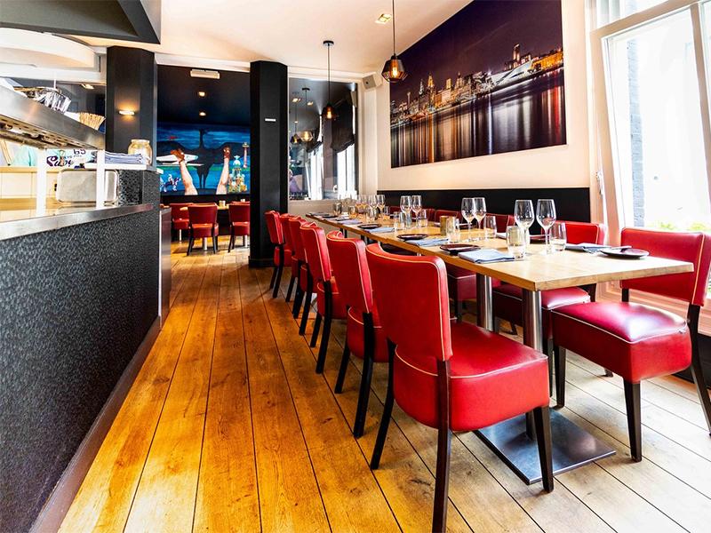 Graham's Kitchen Amsterdam