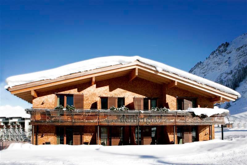 Der Berghof Lech, Austria