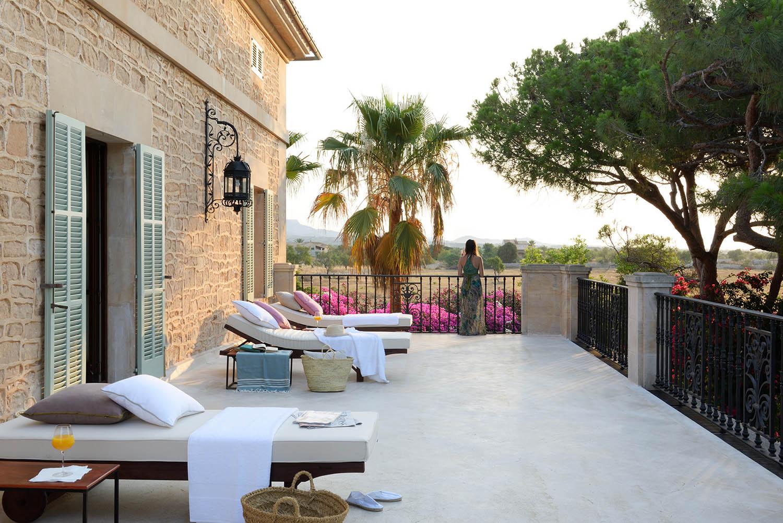 Cal Reiet, Mallorca