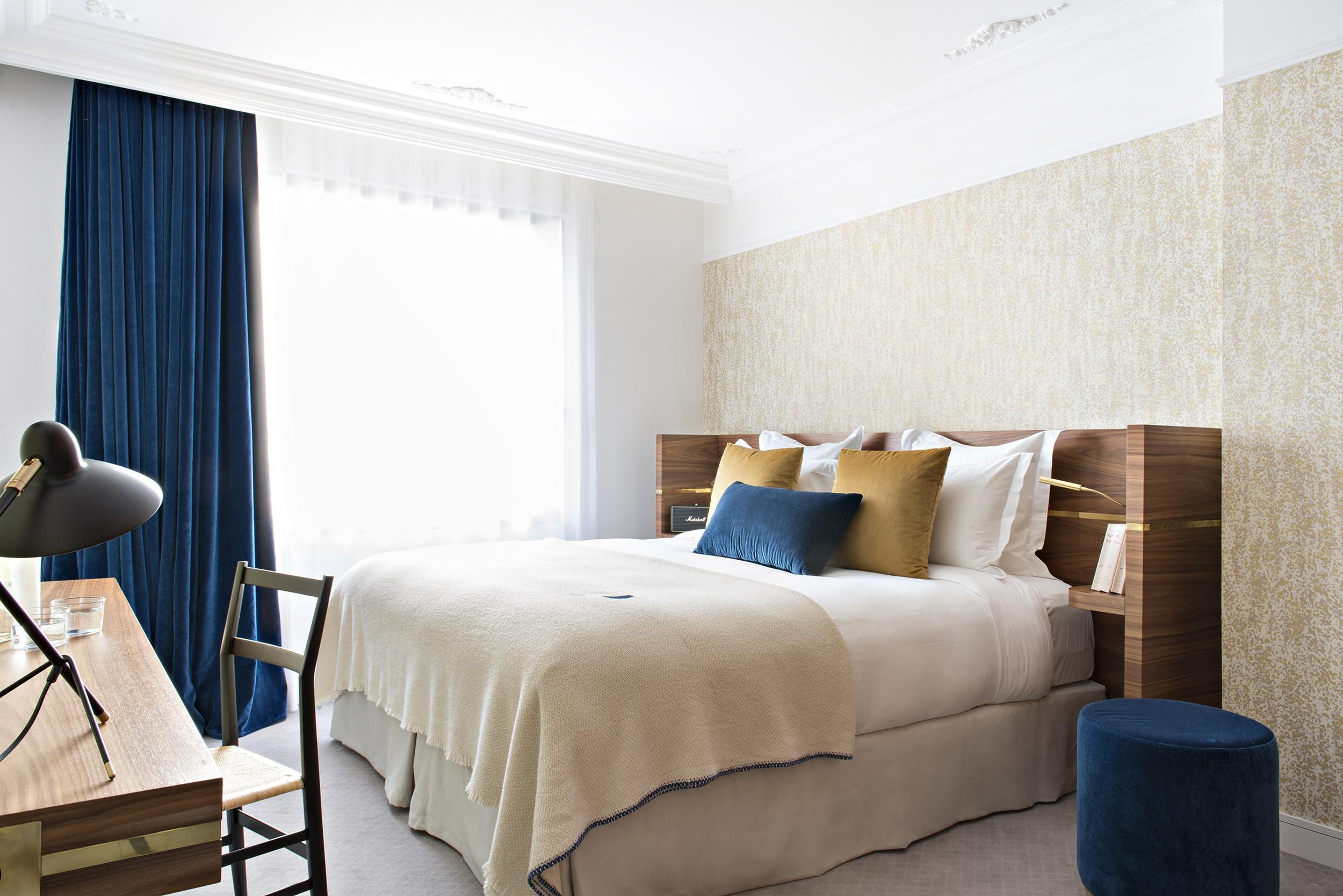 Hotel Parister, Paris, France