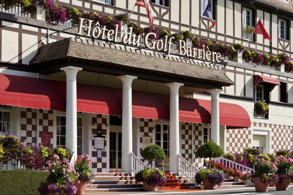 Hotel Barriere L Hotel Du Golf Deauville Trends Travel