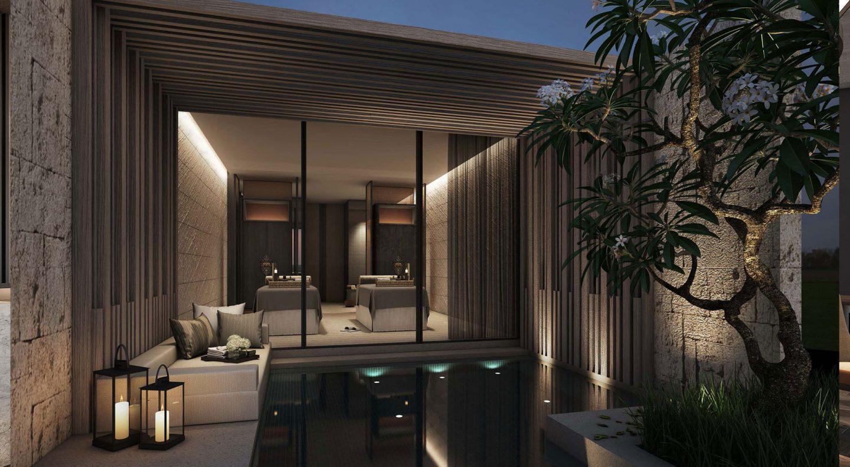 Waldorf Astoria Bukit Pandawa in Bali