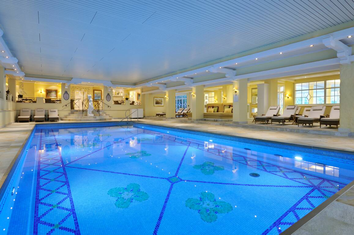 Hotel Bareiss, Baiersbronn, Germany